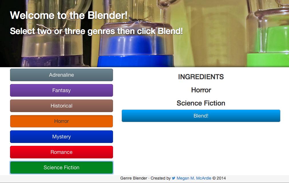 blenderscreen